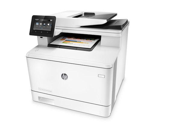 HP Color LaserJet Pro MFP M477fdw  többfunkciós nyomtató
